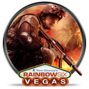 Tom Clancy's Rainbow Six: Vegas icon png 128px