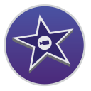 iMovie for iOS icon png 128px