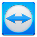 TeamViewer for Mac icon png 128px