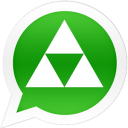 WhatsApp Tri-Crypt (Omni-Crypt) icon png 128px