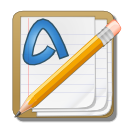 AbiWord for Mac icon png 128px