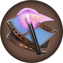 Wondershare Video Editor icon png 128px