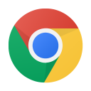 Google Chrome OS icon png 128px