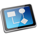 VSD Viewer Mac icon png 128px