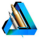 Affinity Designer icon png 128px