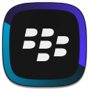 BlackBerry Link for Mac icon png 128px