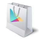 Google Play icon png 128px