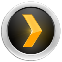 Plex Home Theater icon png 128px