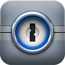 1Password for iPhone icon png 128px