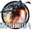 Battlefield 4 icon png 128px
