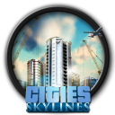 Cities: Skylines icon png 128px