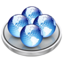 ODBC Administrator Tool for Mac OS X icon png 128px