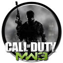 Call of Duty: Modern Warfare 3 icon png 128px