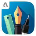 Graphic - illustration and design for iPad icon png 128px