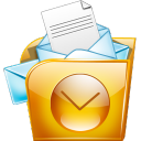 Outlook MSG Viewer icon png 128px
