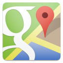 Google Maps API icon png 128px
