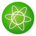 Atom icon png 128px