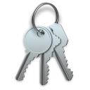 Keychain Access icon png 128px