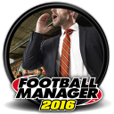 Football Manager 2016 icon png 128px