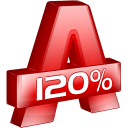 Alcohol 120% icon png 128px