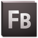Adobe Flash Builder icon png 128px
