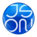 Visual JSON for Mac icon png 128px