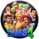The Sims 4 icon png 128px