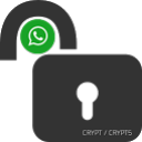 WhatCrypt for Android icon png 128px