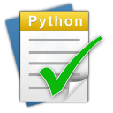 Python Lint icon png 128px
