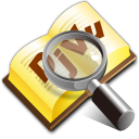 DjVu Viewer icon png 128px