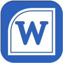 Word Writer icon png 128px