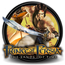 Prince of Persia: The Sands of Time icon png 128px