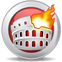 Nero Burning ROM icon png 128px