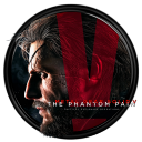 Metal Gear Solid V: The Phantom Pain icon png 128px
