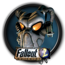 Fallout 2 icon png 128px