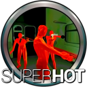 SUPERHOT icon png 128px
