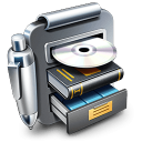 Librarian Pro icon png 128px