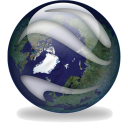 Google Earth icon png 128px