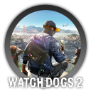 Watch Dogs 2 icon png 128px