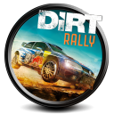 DiRT Rally icon png 128px