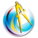 The Geometer's Sketchpad icon png 128px