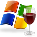 Wine for Mac icon png 128px
