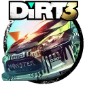 DiRT 3 icon png 128px
