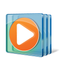 Microsoft Windows Media Player icon png 128px