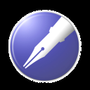 Corel WordPerfect icon png 128px