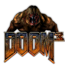 Doom 3 icon png 128px