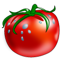 Tomato Torrent — A Macintosh BitTorrent client icon png 128px
