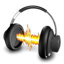 Audacity icon png 128px