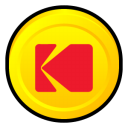Kodak Picture CD icon png 128px