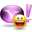 Yahoo! Instant Messenger icon png 128px